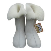 sheepskin boot liners from ewe2you.com